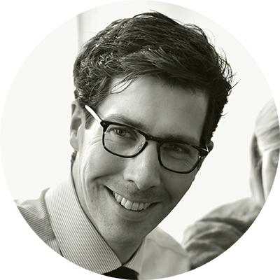 Bereichsleiter Martin Blankenstein