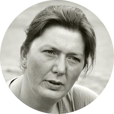 Referentin Babette Schilling